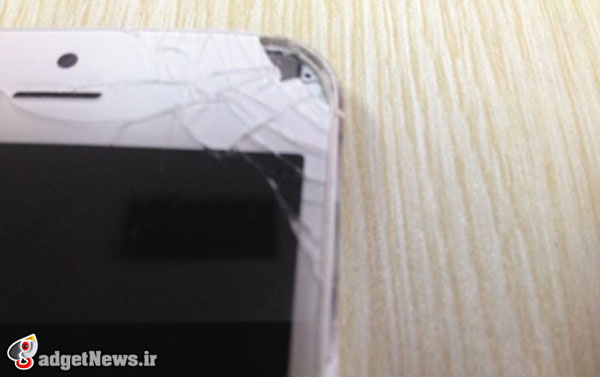 chinese woman injures eye as apple iPhone 5 explodes