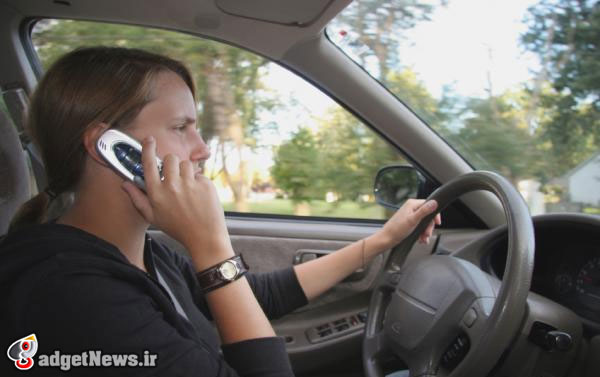 talking on the phone while driving perhaps not as hazardous as once thought