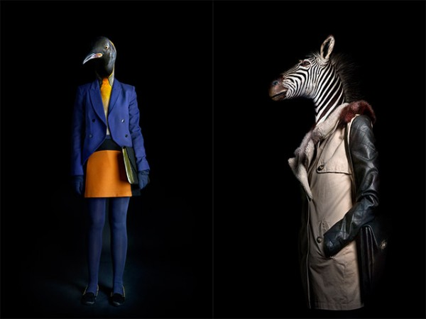 Animals Dressed Like Humans