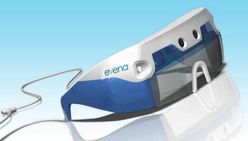 Evena Medical smart glasses