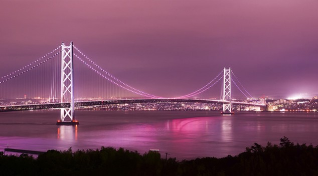 Akashi Bridge, Japan
