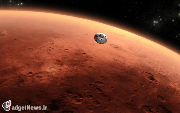 first manned mars mission