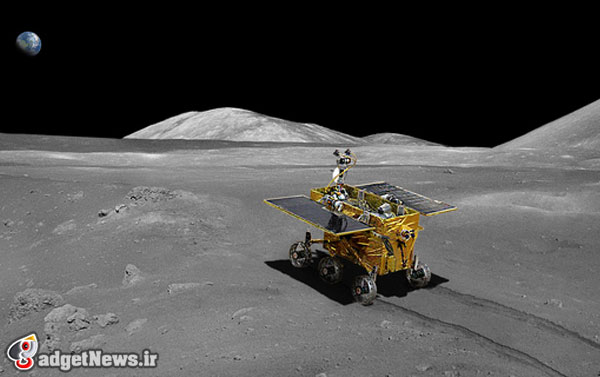 China 1st Moon Lander