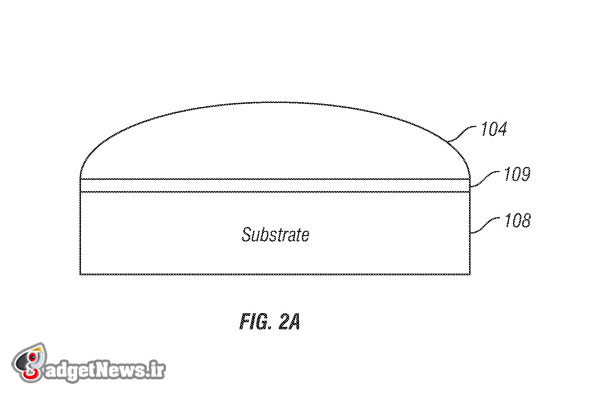 apple curved patent