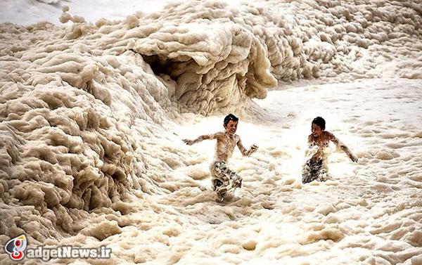 bizarre ocean phenomena