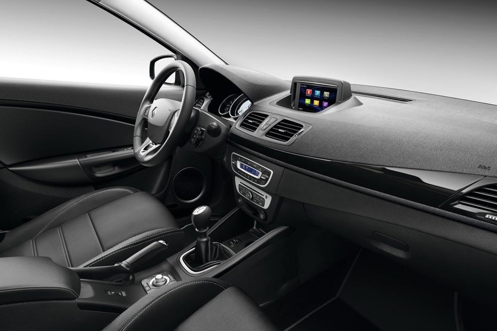 2014 Renault Megane CC interior
