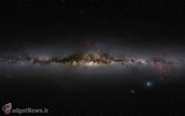 largest true color image of the sky