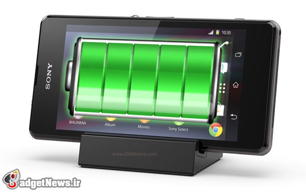 sony xperia z1 compact battery test