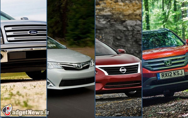 best selling cars around the globe