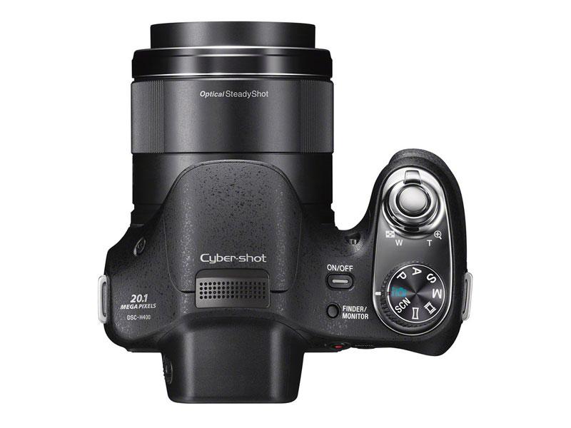 Sony Cyber shot DSC-H400