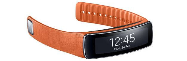 samsung gear fit smartband