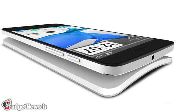 curved zte grand s ext