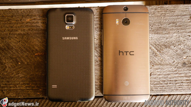 htc one m8 vs samsung galaxy s5