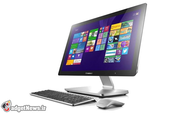 new lenovo All In One pc