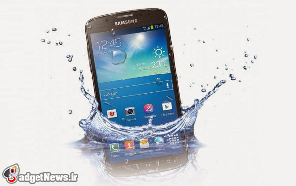 galaxy s5 water and dust resistant qualities