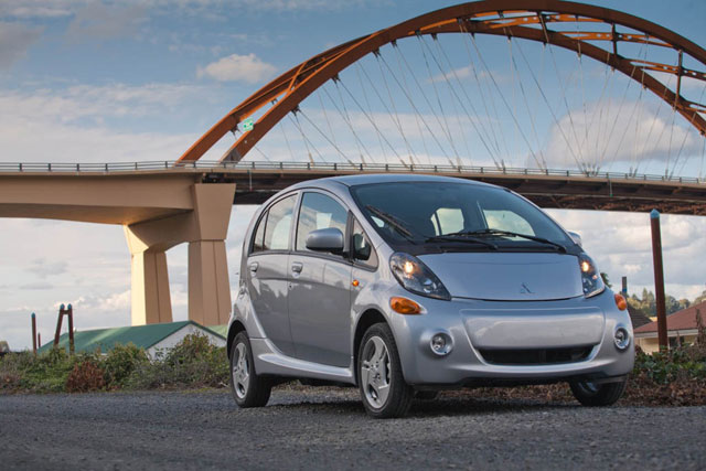 which electric car fastest