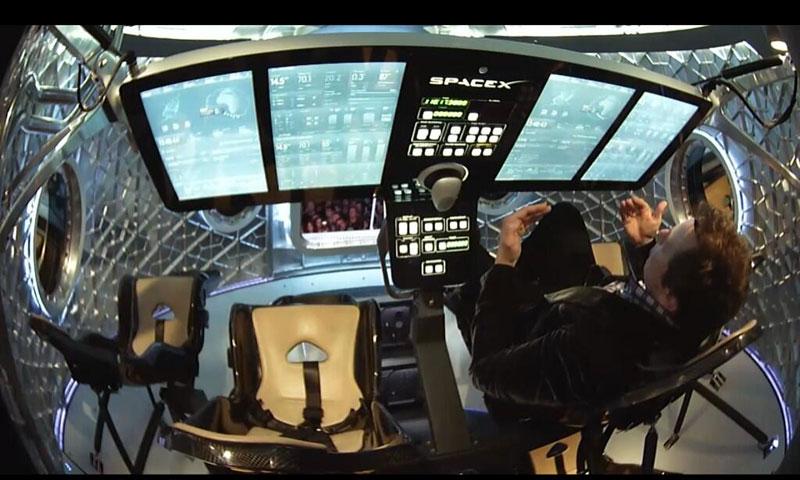 SpaceX-Dragon-V2