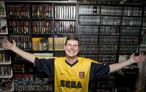 world largest video game collection