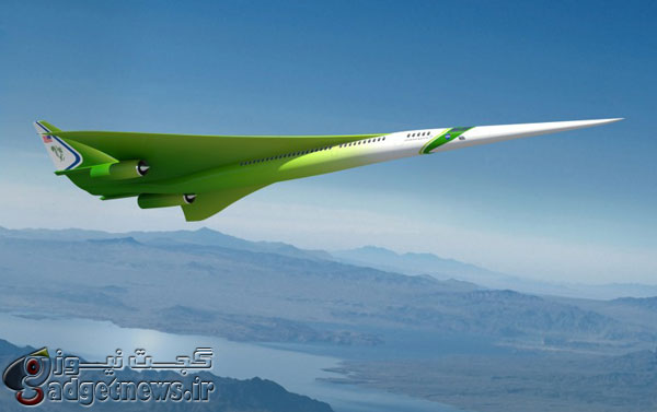 supersonic passenger aircraft revival