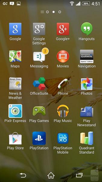 LG G3 vs Sony Xperia Z2