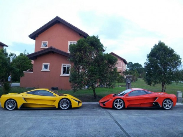 سوپرماشین«اورِلیو» متولد فیلیپین