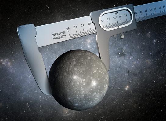 این اندازهگیری با استفاده از تلسکوپهای فضایی کپلر و اسپیتزر ناسا بدست آمد.