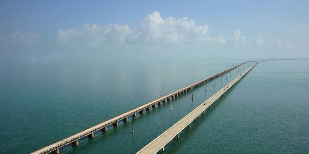بزرگراه آورسیز در فلوریدای امریکا