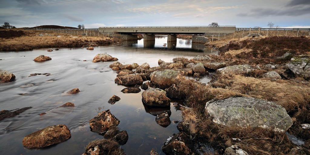 جاده گلانکوی اسکاتلند
