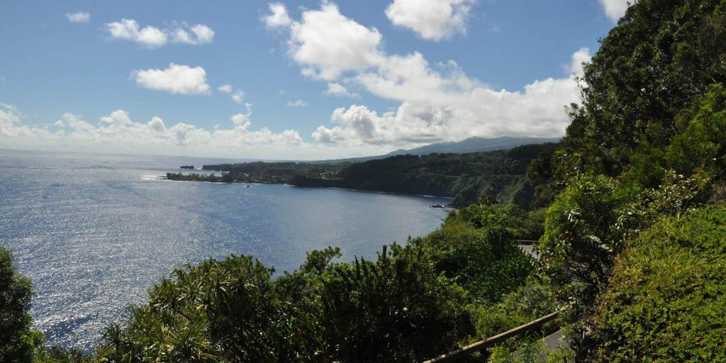 بزرگراه هانا در هاوایی