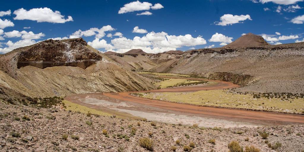 جاده «روتا ۴۰» مرز شمالی آرژانتین