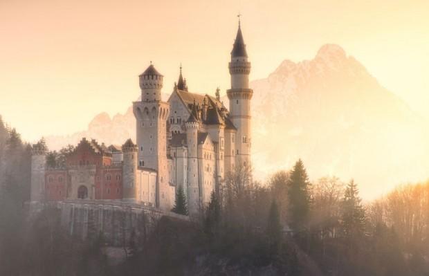 20 Neuschwanstein Castle, Germany