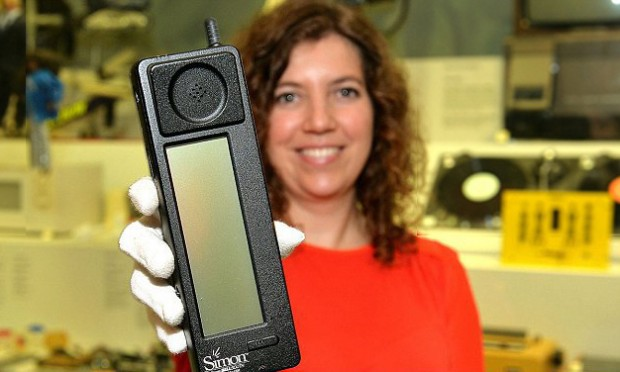 imple Simon: world's first smartphone goes on display to mark 20th anniversary