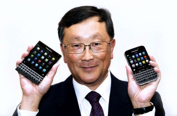Blackberry Passport و  Blackberry Classic