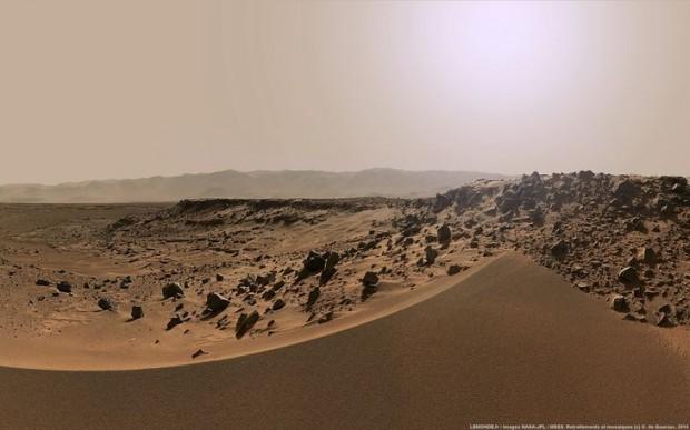 جدیدترین تصاویر ارسالی از کنجکاوی به زمین را در تصاویر زیر مشاهده کنید: