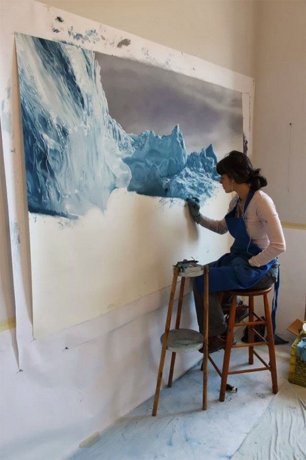 Pastel-Icebergs-by-Zaria-Forman-16