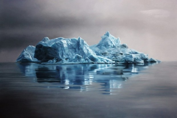 Pastel-Icebergs-by-Zaria-Forman-3