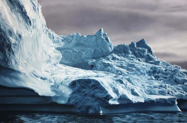 Pastel-Icebergs-by-Zaria-Forman-4