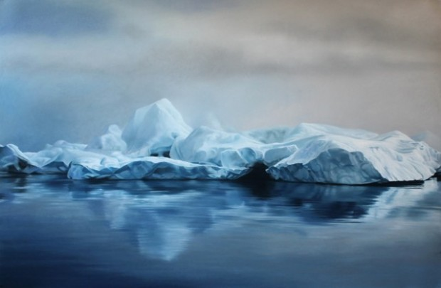 Pastel-Icebergs-by-Zaria-Forman-5