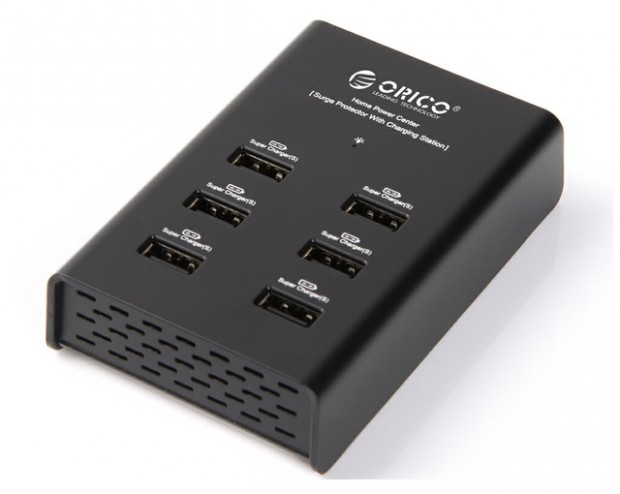4-Orico-6-port-72W-USB-charger