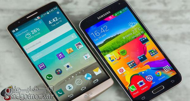 LG G3 و Galaxy S5 دسامبر آینده بروزرسانی اندروید 5 را دریافت ...LG G3 و Galaxy S5 دسامبر آینده بروزرسانی اندروید 5 را دریافت خواهند کرد