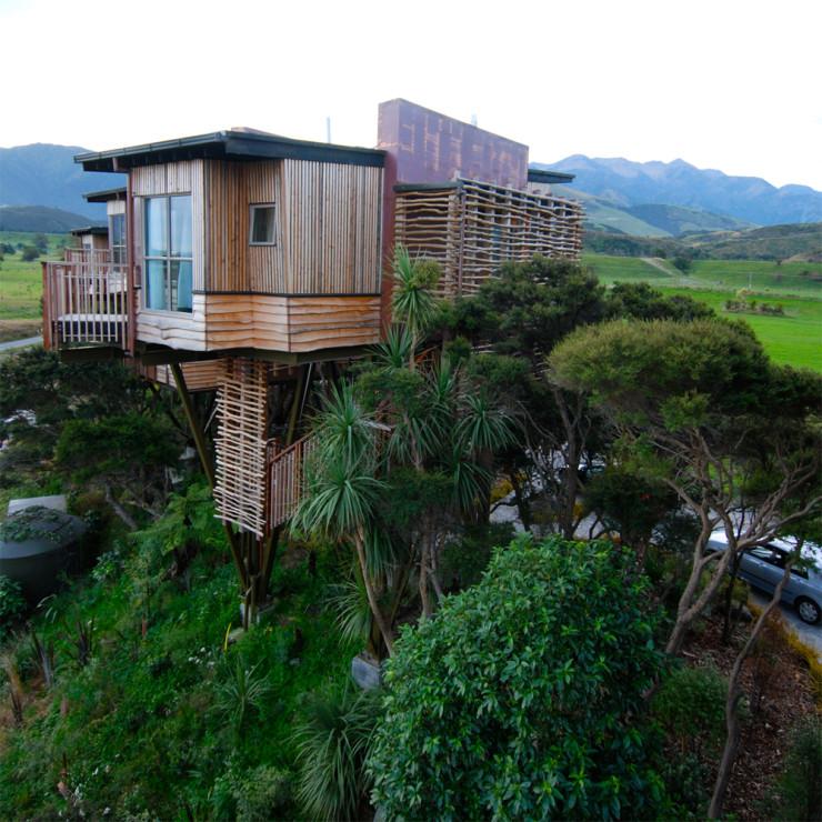 Hapuku Lodge, Kiakoura, New Zealand