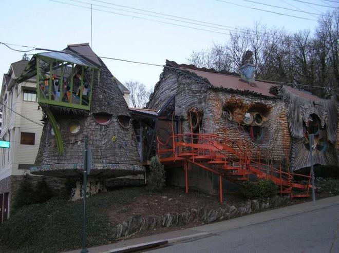 خانه قارچی (سین سیناتی، اوهایو، ایالات متحده آمریکا)