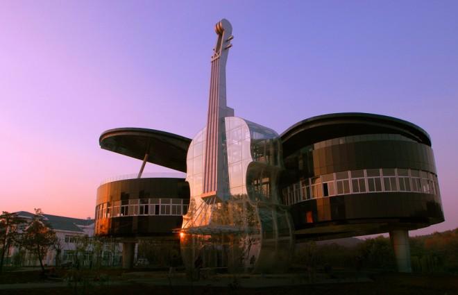 خانه پیانو (آنهویی، چین)