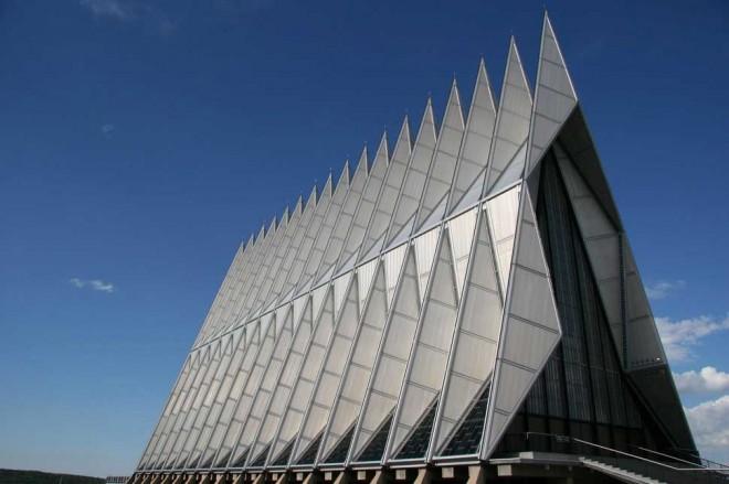 دانشگاه نیروی هوایی چپل (کلرادو، ایالات متحده آمریکا)