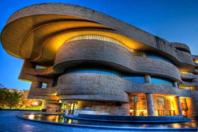 موزه ملی سرخپوستان آمریکا (واشنگتن، ایالات متحده آمریکا)