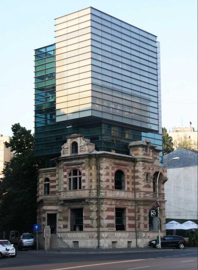 مرکز ملی معماری (رومانی)