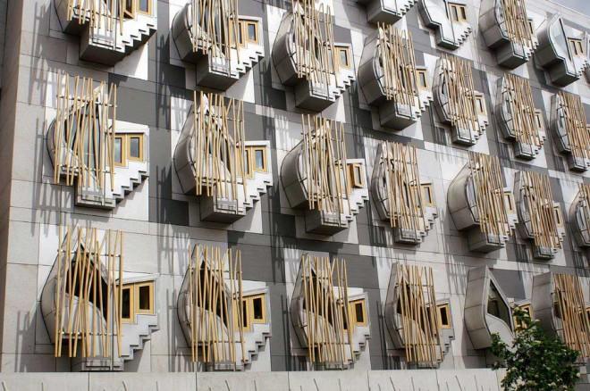 ساختمان پارلمان اسکاتلند (ادینبورگ)
