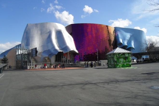 ساختمان و مرکز موسیقی (سیاتل، واشنگتن، ایالات متحده آمریکا)