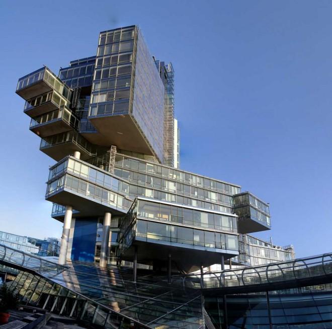 ساختمان نورد (هانوفر آلمان)