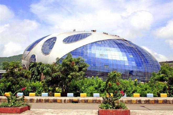 ساختمان اینفوسیس   (Hinjewadi، پونا، هند)